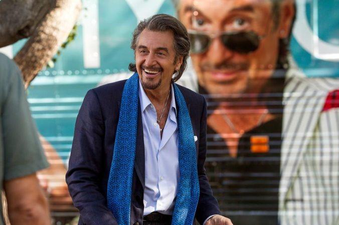 Al Pacino začal naschvál hrať v zlých filmoch, aby sa pokúsil ich vylepšiť