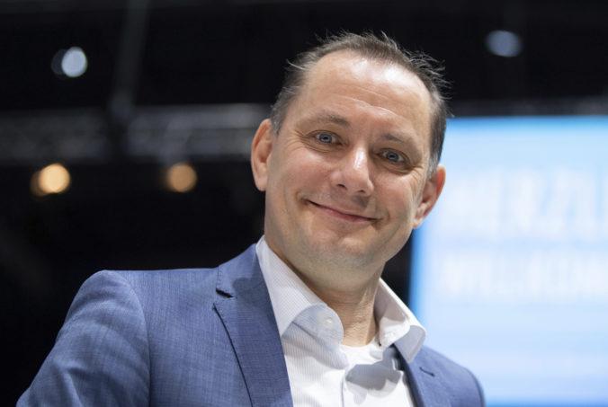 Krajne pravicová strana Alternatíva pre Nemecko má vo vedení nového člena