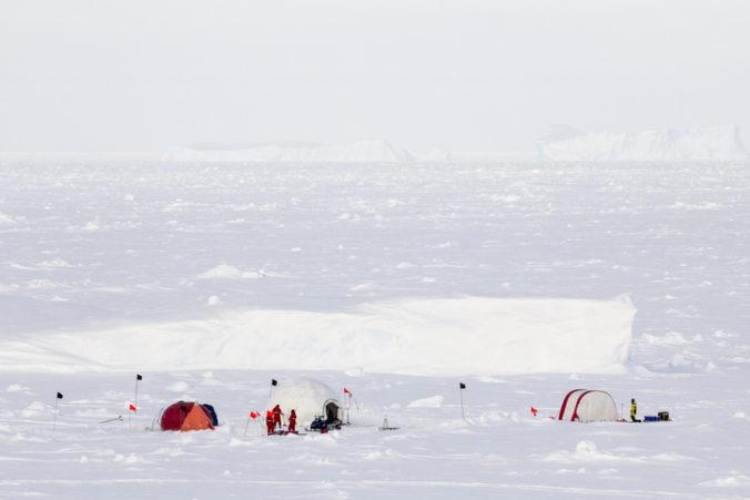 Vedci budú hľadať na Antarktíde železné meteority, majú pochádzať z prvých rokov slnečnej sústavy
