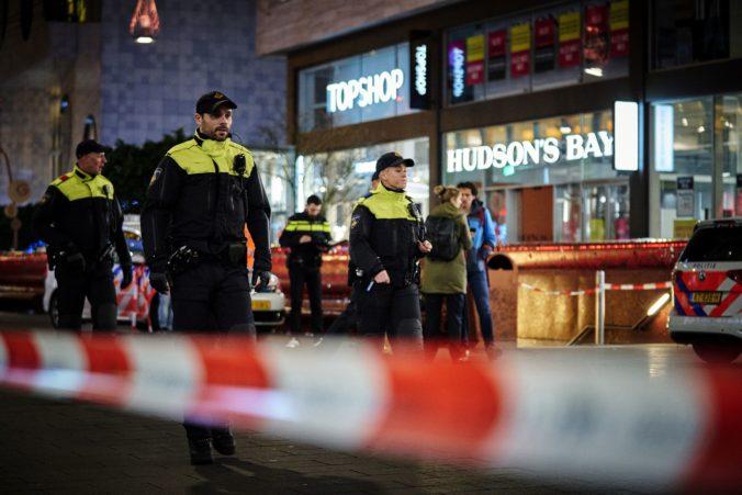 Útok v Haagu nesúvisí s terorizmom, polícia vypočula 35-ročného bezdomovca