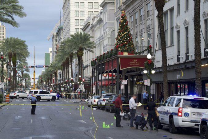 Video: Na rušnej Canal Street sa strieľalo, dvaja ľudia sú v kritickom stave