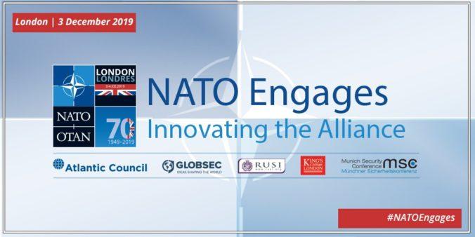 GLOBSEC privíta na konferencii v Londýne prezidentov a premiérov NATO