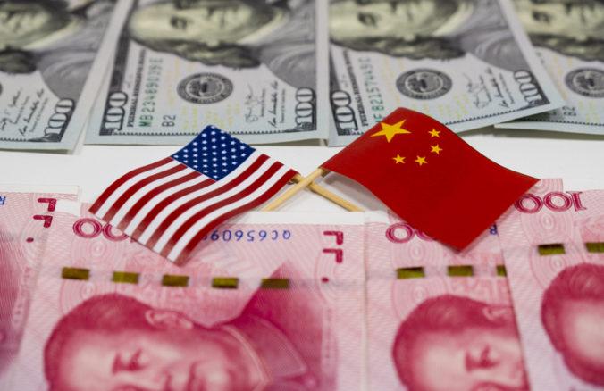 Najprv sa musia zrušiť americké clá, potom sa dosiahne obchodná dohoda s Čínou
