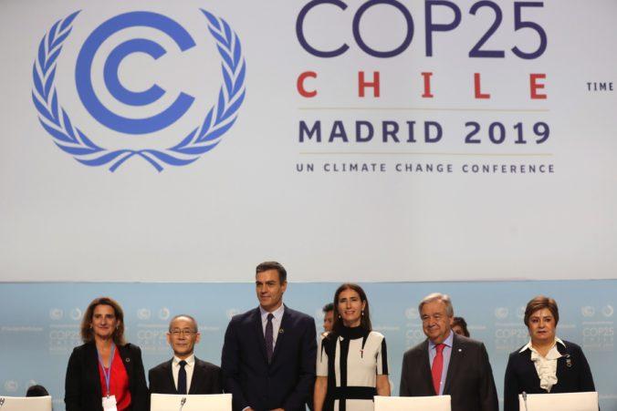 V Španielsku sa začala klimatická konferencia, Schmidtová v príhovore varovala krajiny