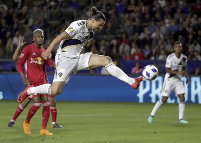 Zlatan Ibrahimovič po svojom konci v LA Galaxy mieri do talianskej Serie A