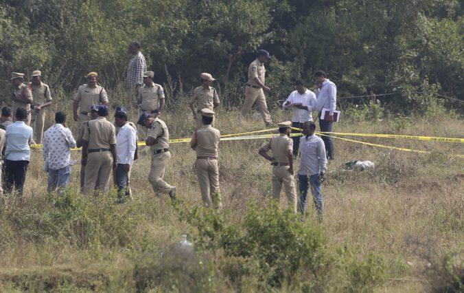 Polícia zastrelila podozrivých zo znásilnenia a vraždy veterinárky