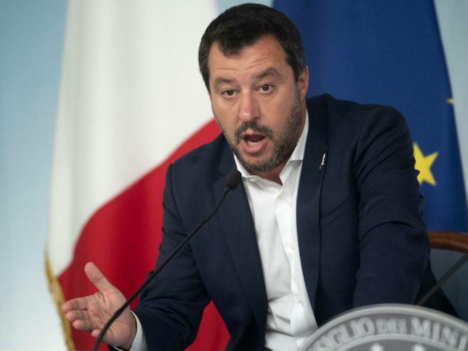 Taliansky minister vnútra Salvini skončil s Nutellou, prekážajú mu v nej oriešky z Turecka