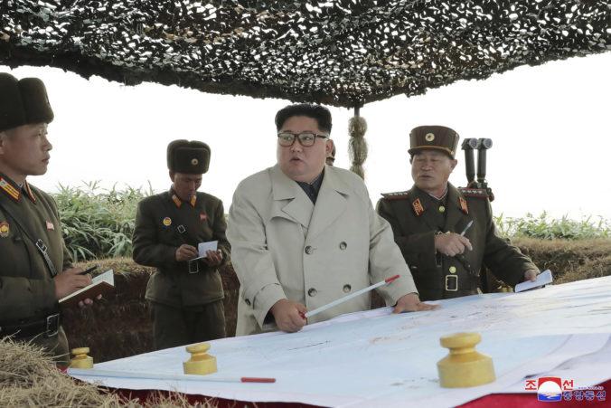 Severná Kórea vykonala test v zariadení pre rakety dlhého doletu