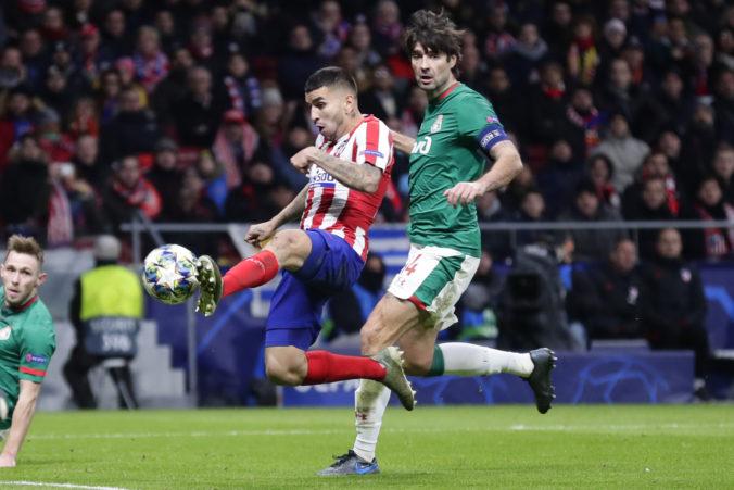Favoriti v Lige majstrov nadeľovali, do osemfinále nakoniec aj Atlético a Atalanta
