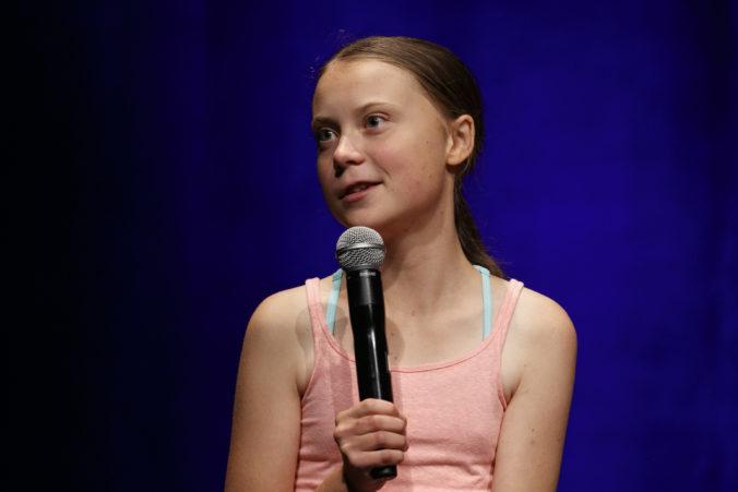 Greta Thunberg získala titul osobnosť roka 2019 od magazínu Time