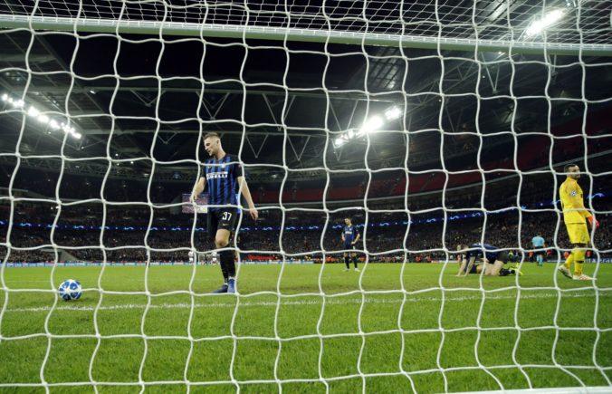 Vyraďovacia fáza Ligy majstrov bude bez Slovákov, podľa Škriniara si Inter zaslúžil viac