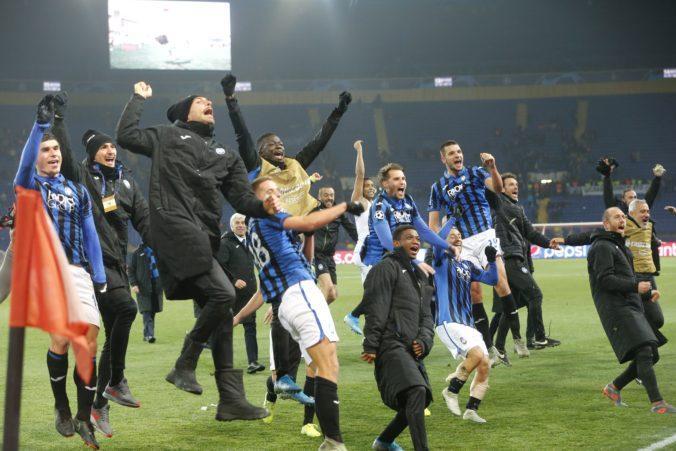 Atalanta v Lige majstrov napodobnila Newcastle, ale Gasparini bol do konca zápasu ako na ihlách