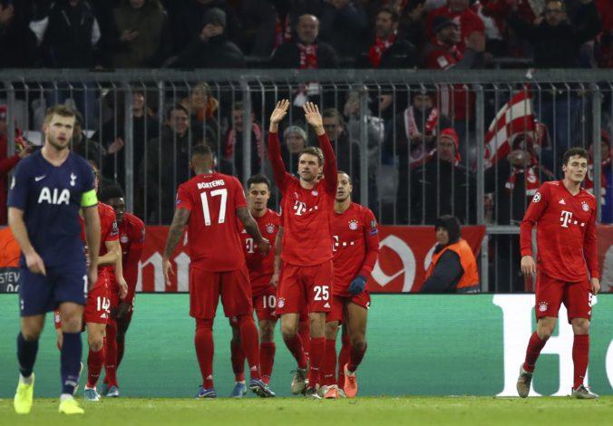 Bayern Mníchov prvýkrát vo svojej histórii prešiel skupinou Ligy majstrov bez zaváhania