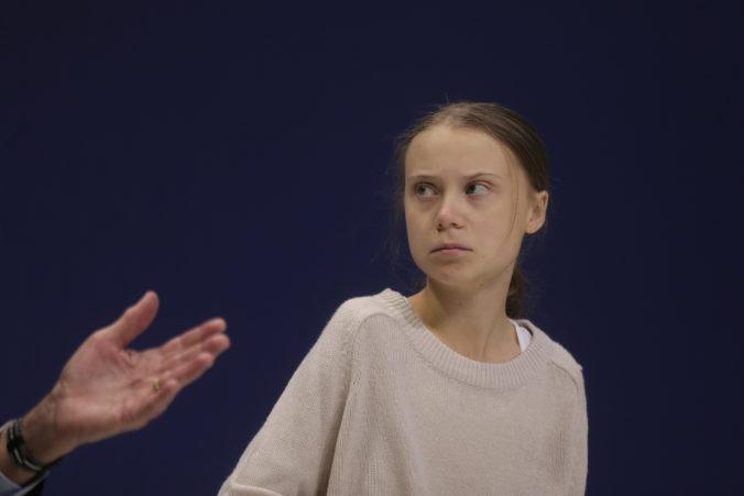 Donald Trump verejne zosmiešnil Gretu Thunberg, aktivistka mu to vrátila