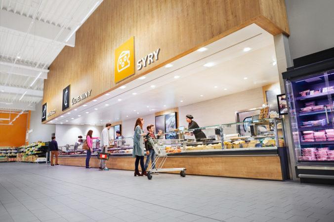 Kaufland dnes otvoril novú predajňu v Skalici