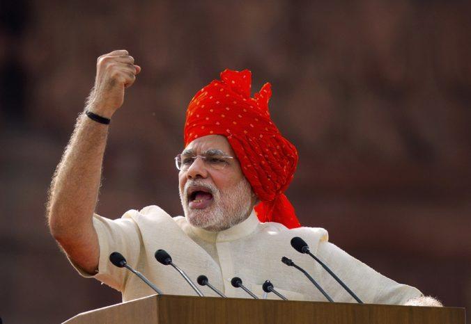 Indická vláda nekoná v boji proti sexuálnemu násiliu, poukazovanie na tento problém jej vadí