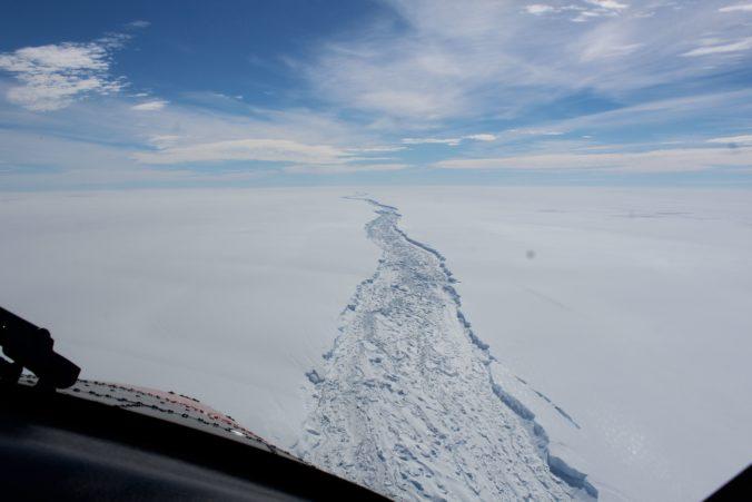 Pobrežie Mŕtveho mora prišlo o prvenstvo, najnižší bod na zemskej súši je v Antarktíde