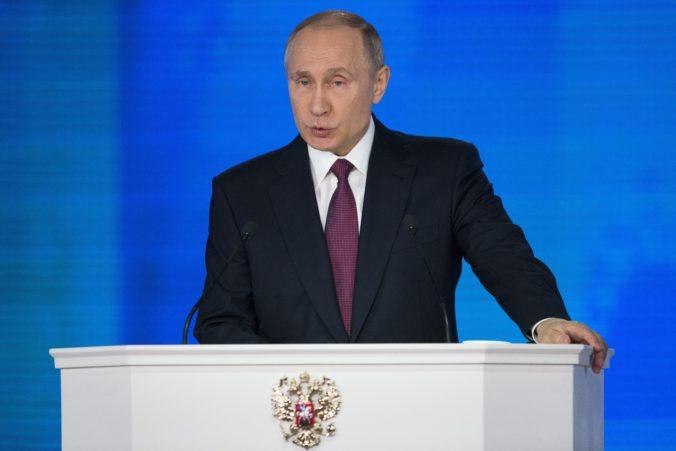 Ruský súd dal za pravdu patentovému úradu a zakázal firme používať Putinovu dávnu prezývku