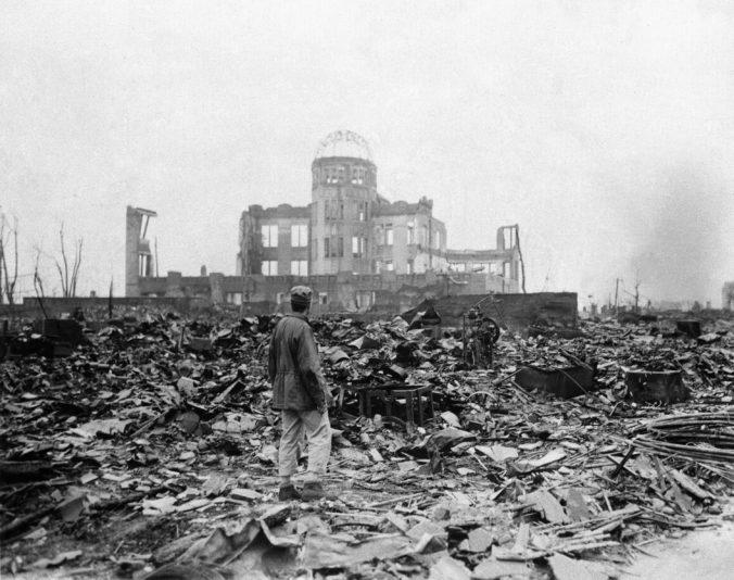Hirošima plánuje zbúrať dve budovy, ktoré prežili zhodenie atómovej bomby v roku 1945