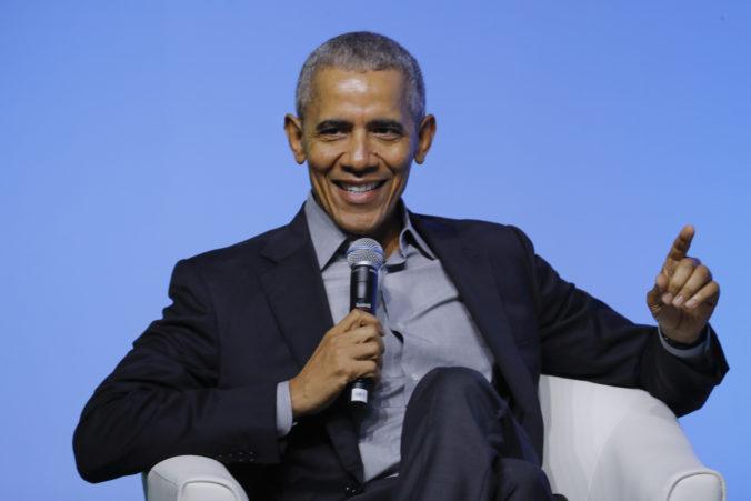 Obama: Ženy sú lepšie ako muži a ak by riadili svet, spravili by ho lepším