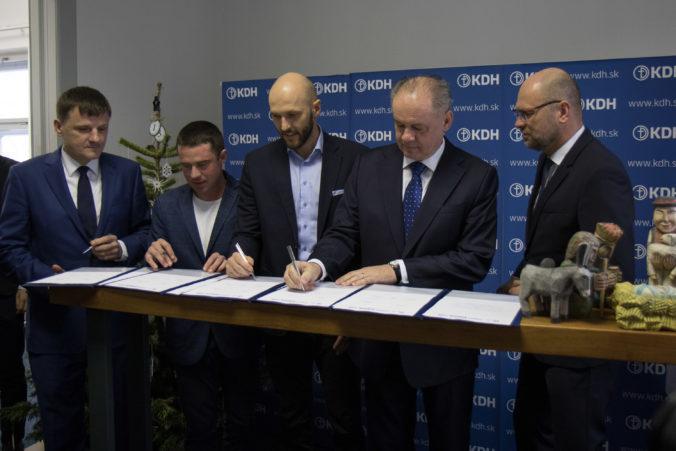 Sulíkova SaS sa pridala k paktu o neútočení, ktorú uzavreli PS/Spolu, KDH a Za ľudí