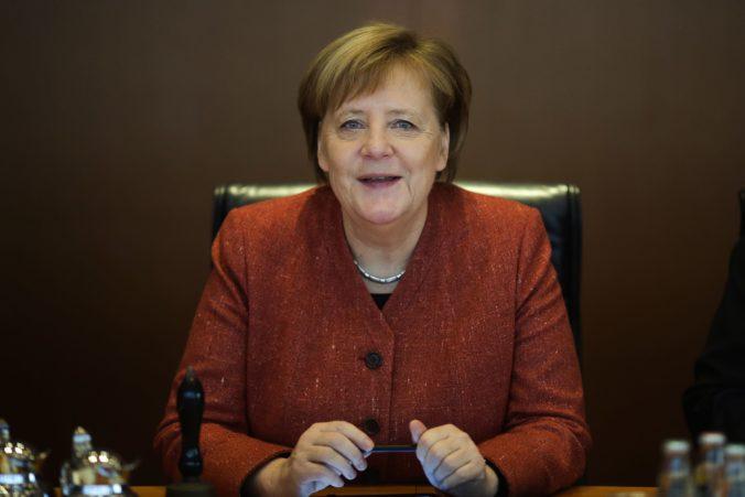 Merkelová odmieta tvrdenia, že Nemecko je v niektorých otázkach protiizraelské