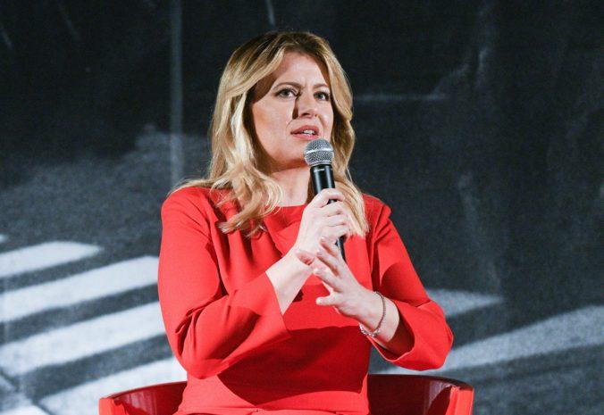 Prezidentka Čaputová podpísala novelu zákona rozširujúcu dôvody na pozastavenie funkcie sudcov