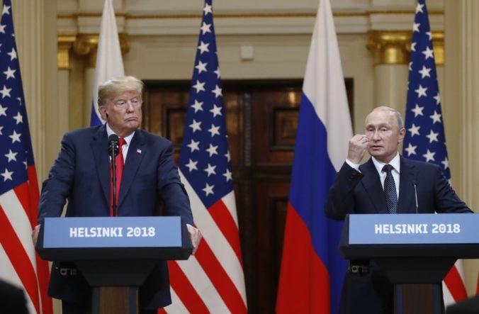 Putin: Trumpov impeachment je pritiahnutý za vlasy a republikáni majú v senáte väčšinu