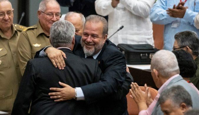 Kuba má prvého premiéra od roku 1976, nomináciu prezidenta potvrdil aj parlament