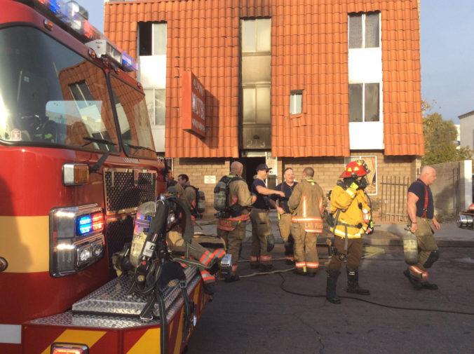 Apartmánový dom v Las Vegas zasiahol požiar, tragédiu neprežilo šesť ľudí