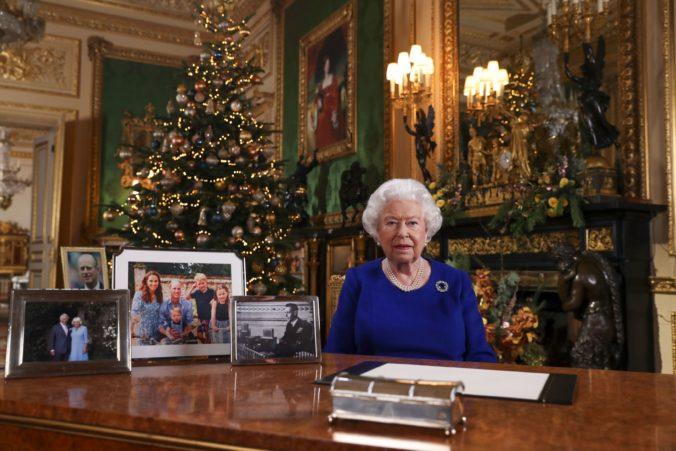 Kráľovná Alžbeta v tradičnom príhovore zdôraznila potrebu odpúšťať
