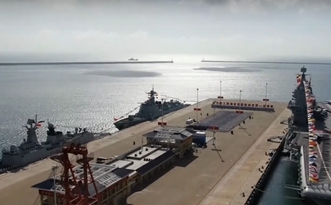 Irán odštartoval prvé spoločné námorné cvičenie s Ruskom a Čínou, má posilniť bezpečnosť (video)