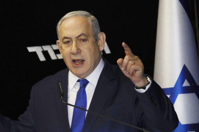 Netanjahu vyhral primárky v Likude, plánuje aj víťazstvo v ďalších parlamentných voľbách