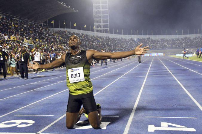Tokijská dráha je veľmi rýchla, podľa Bolta by mohli na olympiáde padnúť aj jeho rekordy