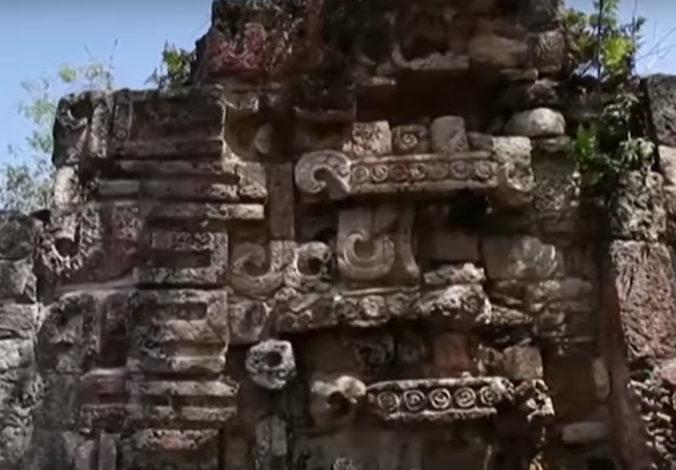 Archeológovia objavili rozsiahly staroveký palác, ktorý zrejme používali mayské elity (video)
