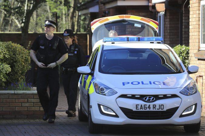 Britská polícia zatkla mladíka, ktorý údajne pripravoval teroristický útok