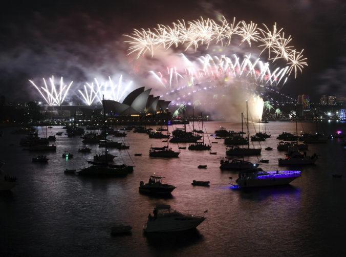 Silvester v Austrálii bude pre požiare bez ohňostrojov, ikonická šou v Sydney dostala výnimku