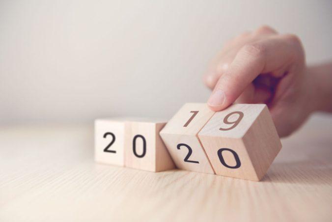 Ako hodnotia Slováci rok 2019? Názor ovplyvnila finančná situácia aj stav politiky