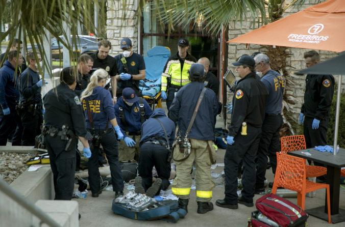Útok nožom v texaskom Austine si vyžiadal jedného mŕtveho a troch zranených