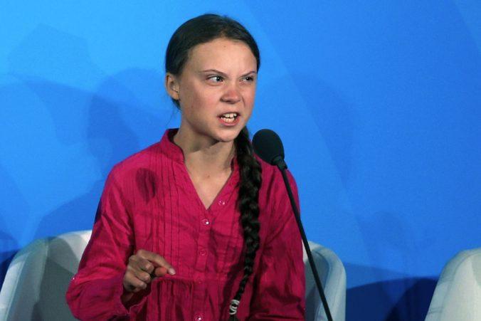 Grete Thunberg vymyli mozog, tvrdí Meat Loaf