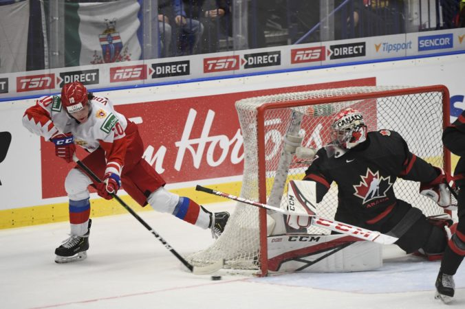 Rusko viedlo v tretej tretine 3:1, ale Kanada finále MS v hokeji do 20 rokov otočila (video)
