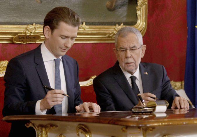 Kurz sa vracia na post rakúskeho kancelára, v novej vláde majú prevahu ženy
