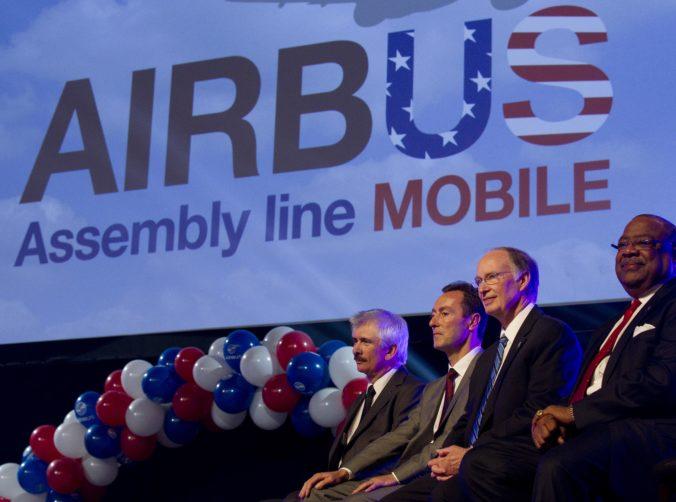 Airbus rozšíri produkciu v Alabame, vyrobí viac lietadiel A320 a prijme nových zamestnancov
