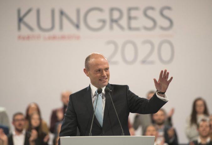 Maltská Strana práce vyberá nového premiéra, Muscat odstúpil v súvislosti s vraždou novinárky