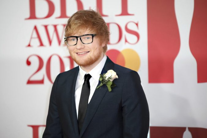 Ed Sheeran má iba jednu nomináciu na Brit Awards, dominujú Dave a Lewis Capaldi