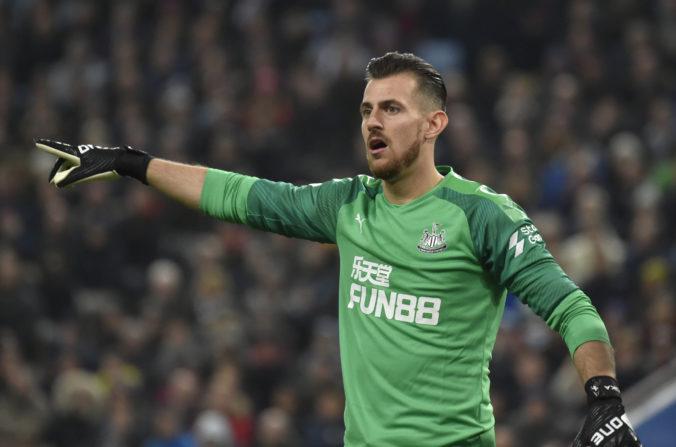 Brankár Dúbravka sa dostal do ideálnej zostavy 22. kola Premier League