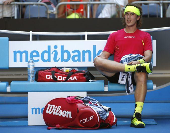 Dvaja Slováci prešli cez prvé kolo kvalifikácie Australian Open, Kližan s Lackom neuhrali ani set