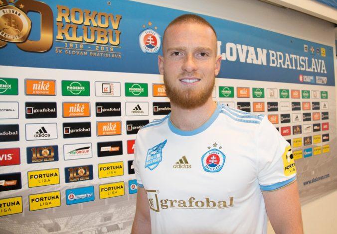 Slovan posilnil obranné rady, získal brazílskeho hráča z konkurenčného Spartaku