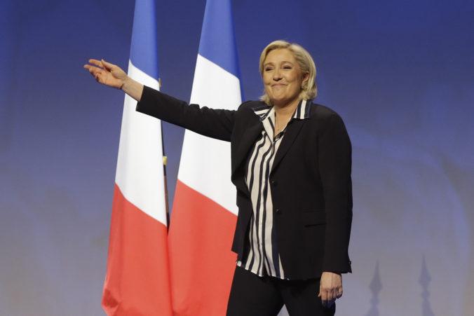 Marine Le Penová sa rozhodla, že bude opäť kandidovať na post francúzskej prezidentky