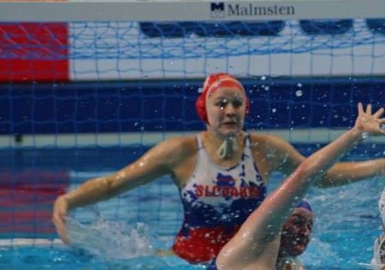 Slovenky na ME vo vodnom póle dosiahli prvé víťazstvo, priblížili sa k postupu do štvrťfinále